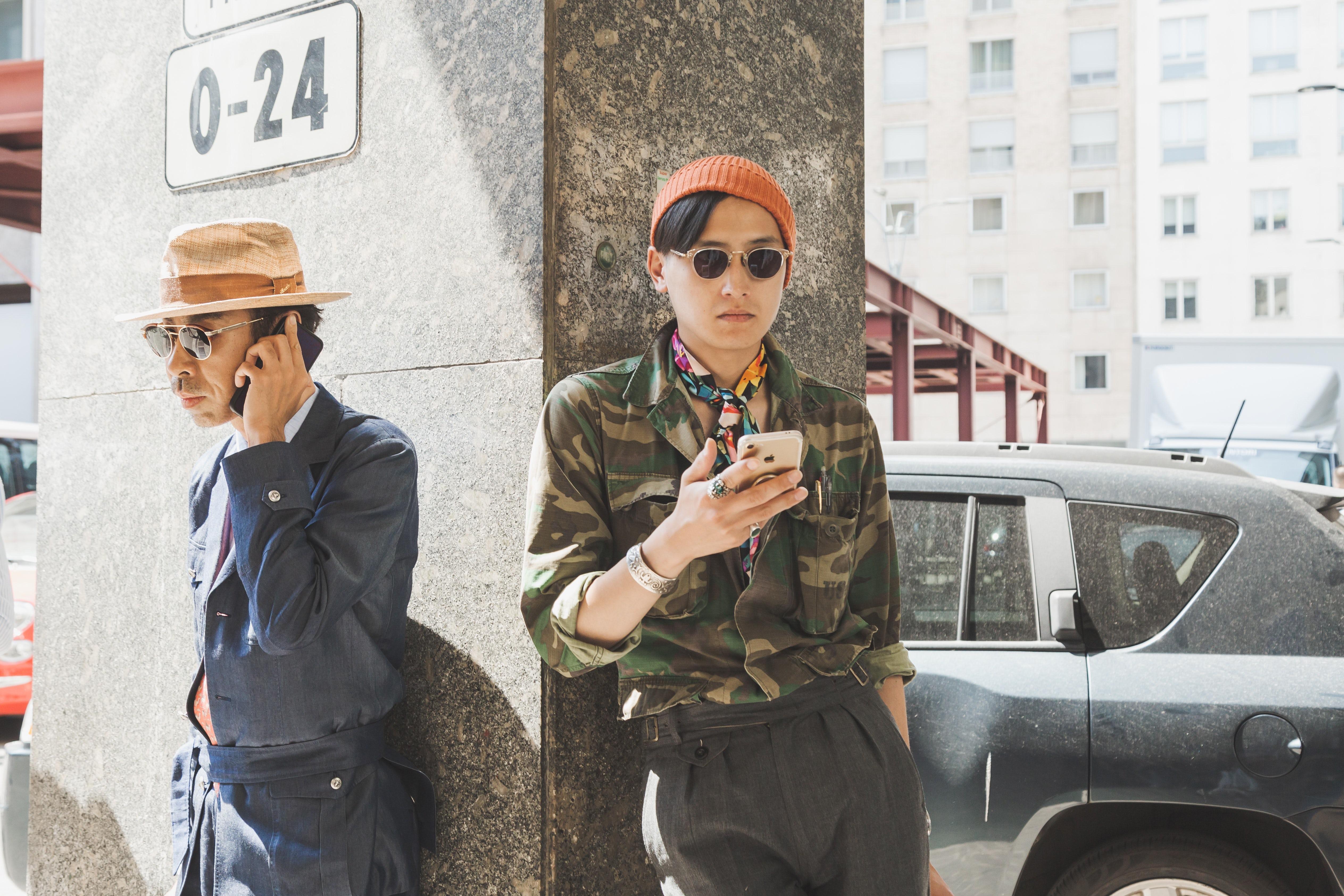 Men's Fashion Week in Milan | Source: Shutterstock