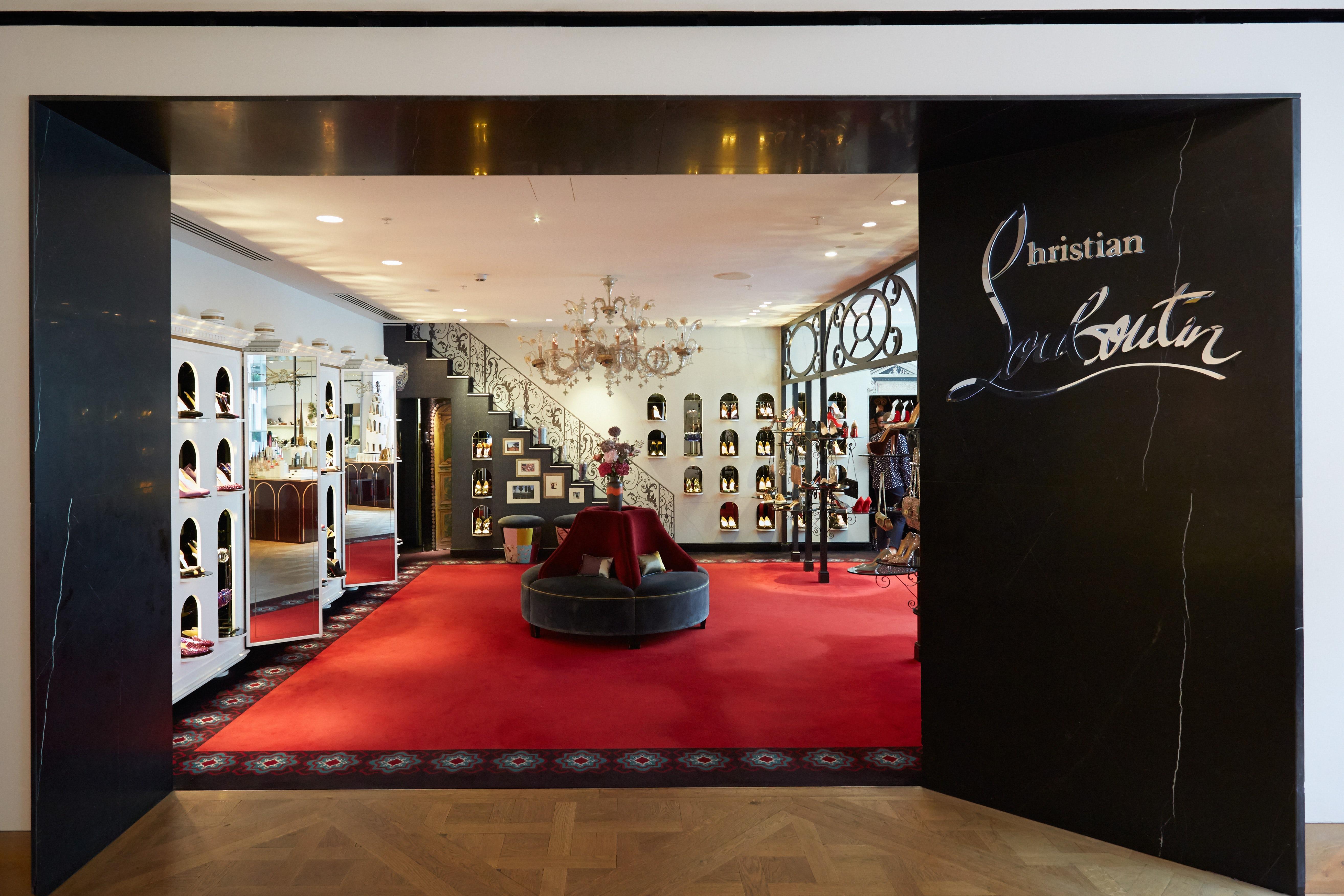 Christian Louboutin store | Source: Shutterstock
