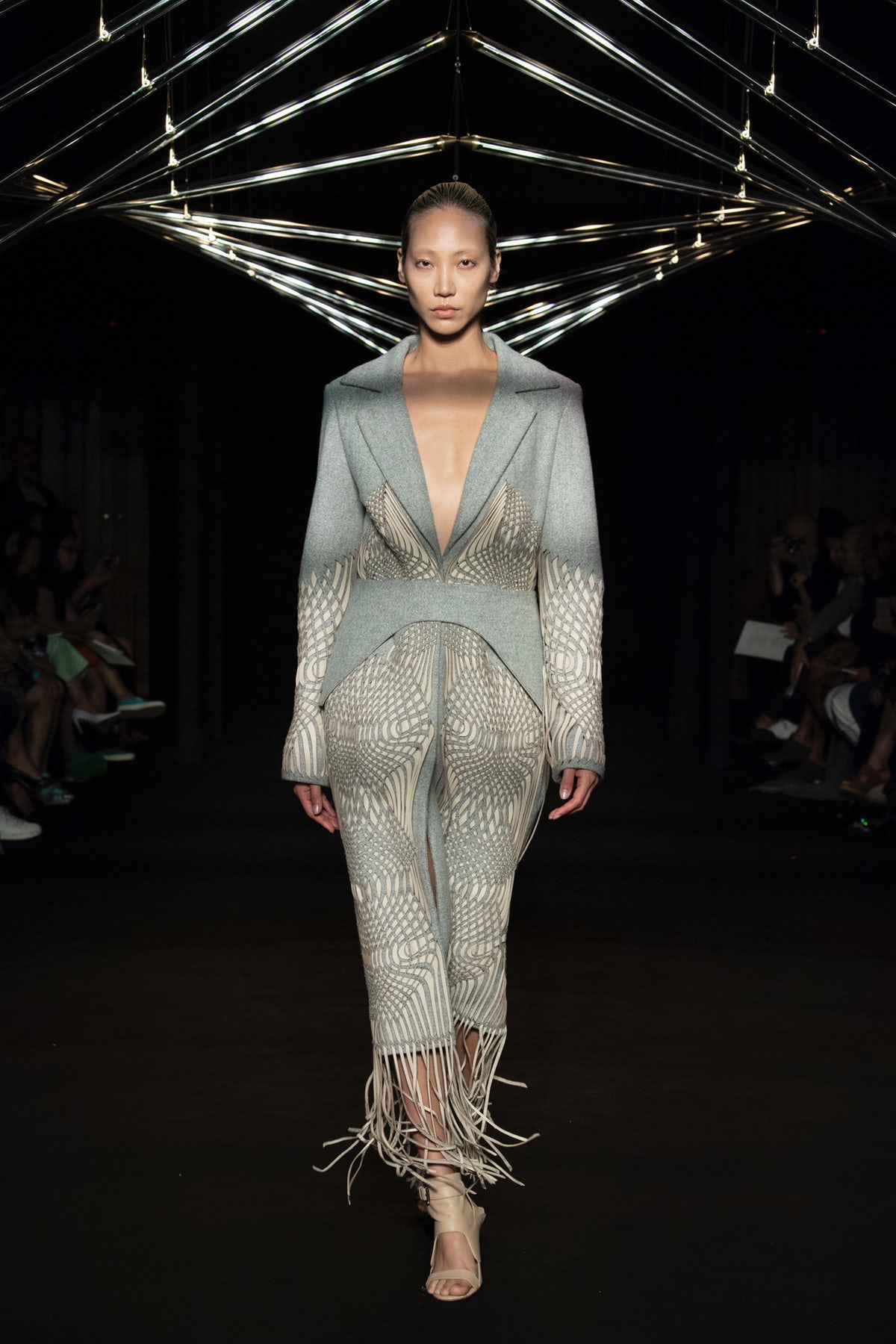 Iris Van Herpen's Fourth Dimension Femininity