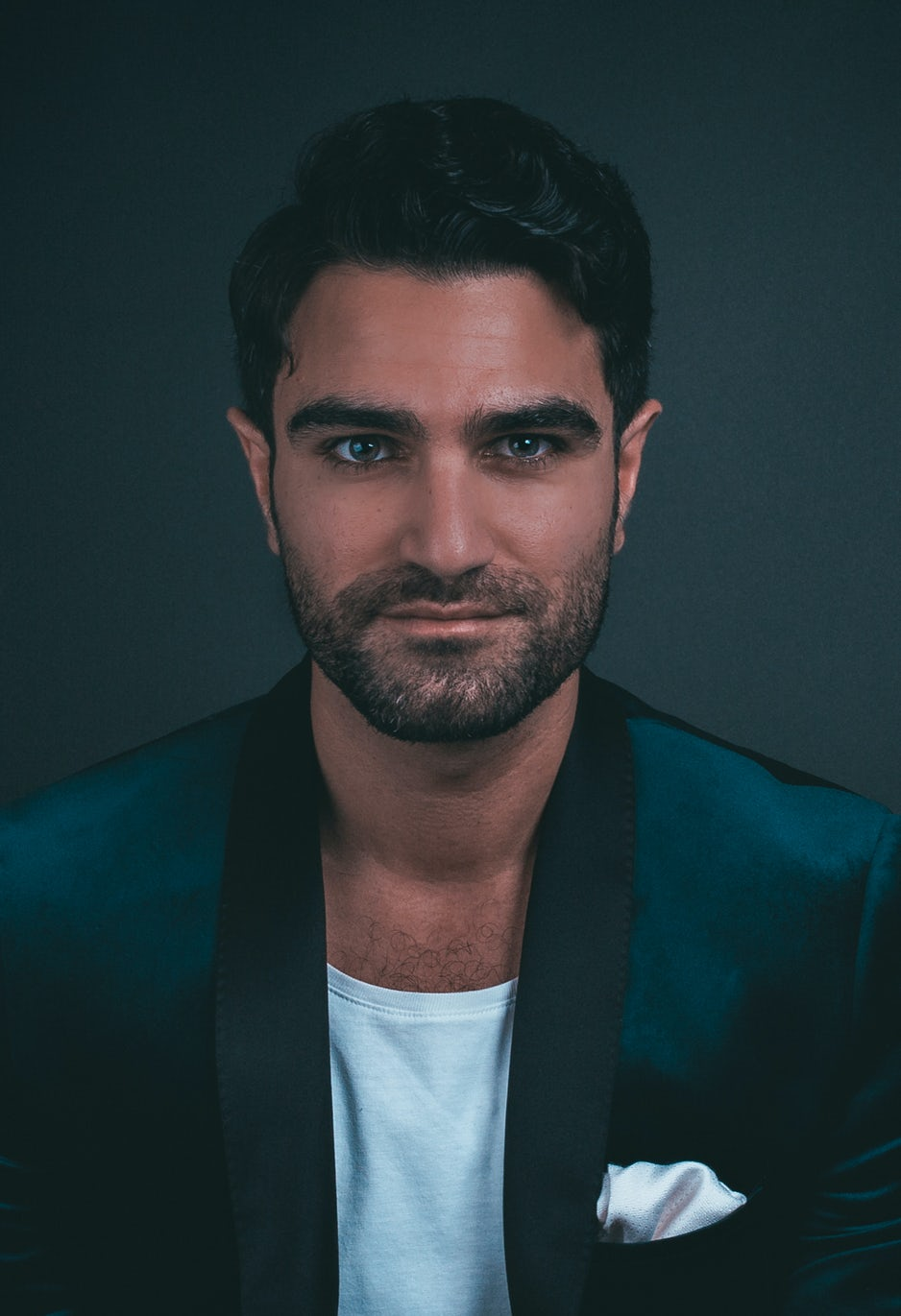 GQ Middle East editor Adam Baidawi | Source: Courtesy