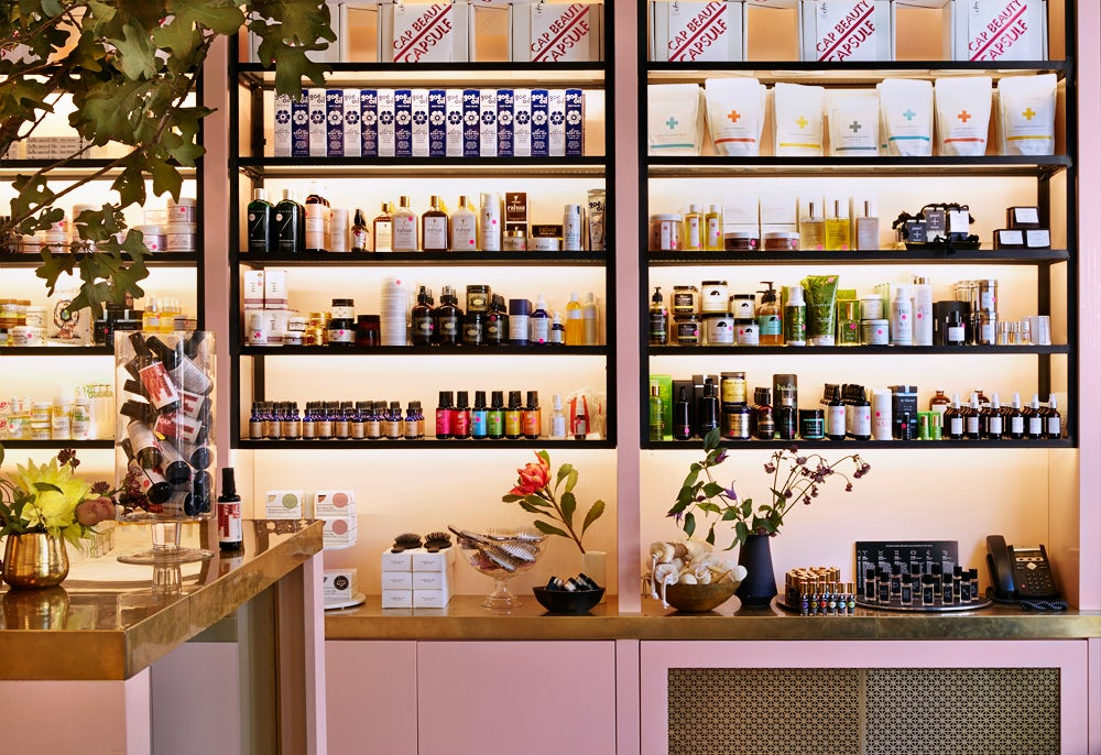 CAP Beauty store | Source: Courtesy