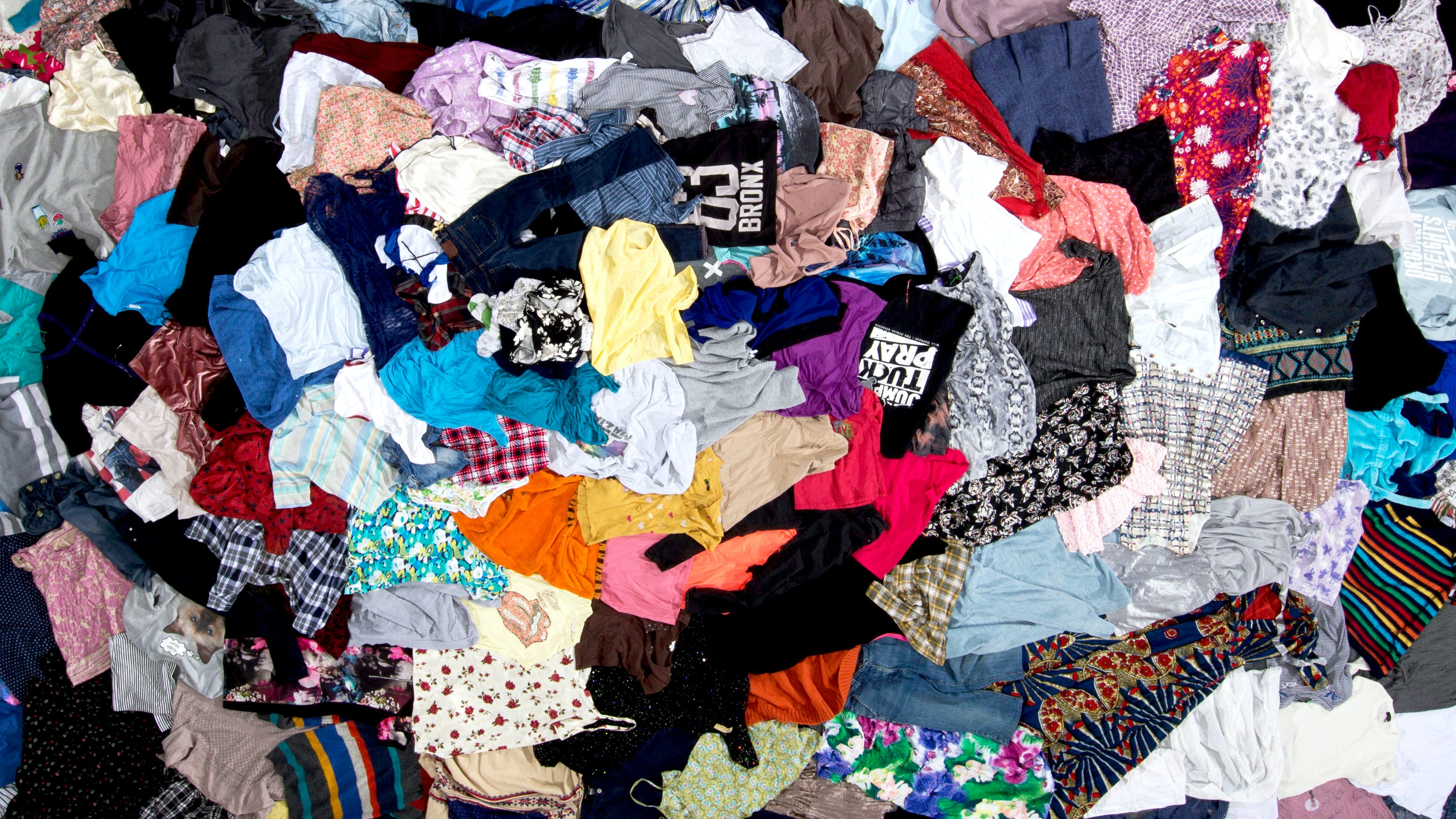 Textile waste | Source: Shutterstock