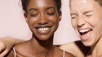 Glossier's 'Skin Tint' campaign | Source: Glossier