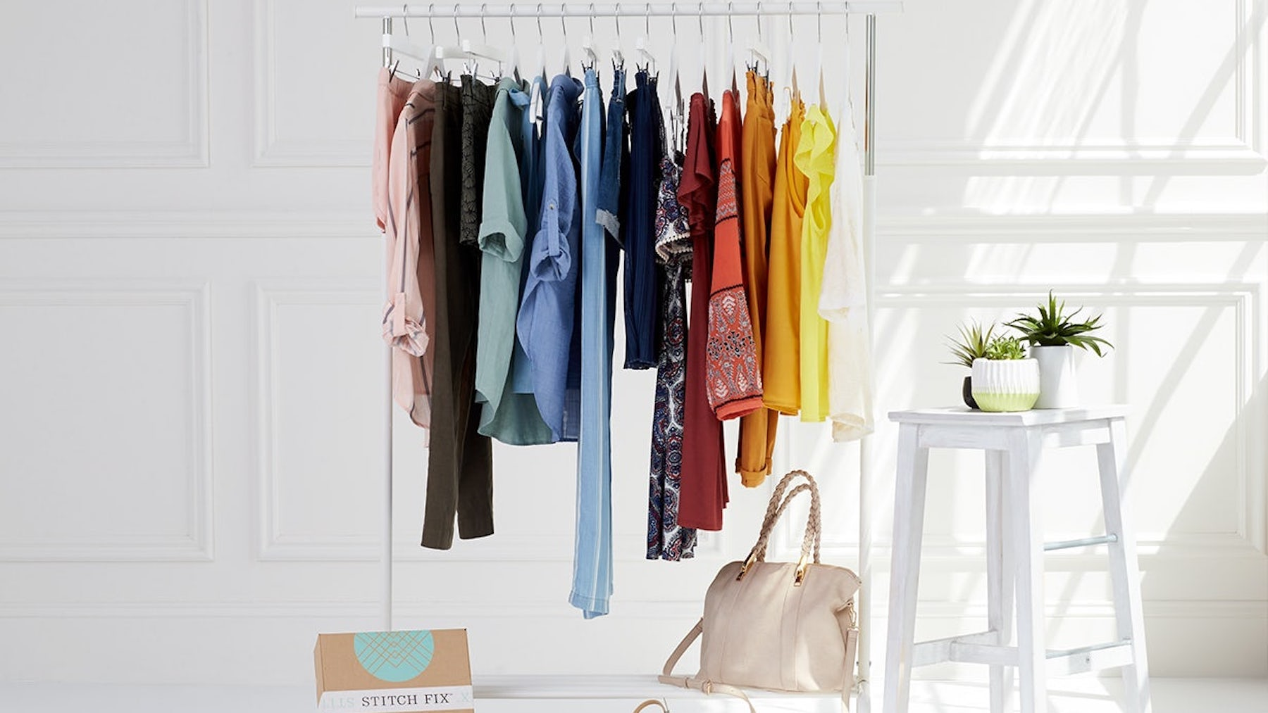 Announcing Stitch Fix, Arezzo&Co, Sup de Luxe and Tigerlily