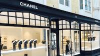 Chanel's eyewear store in London's Burlington Arcade. | Source: Courtesy