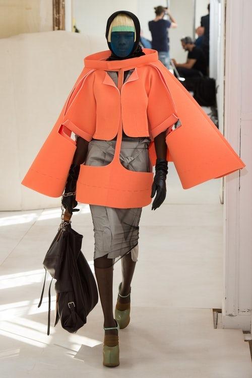 Nomadic Glamour at Maison Margiela