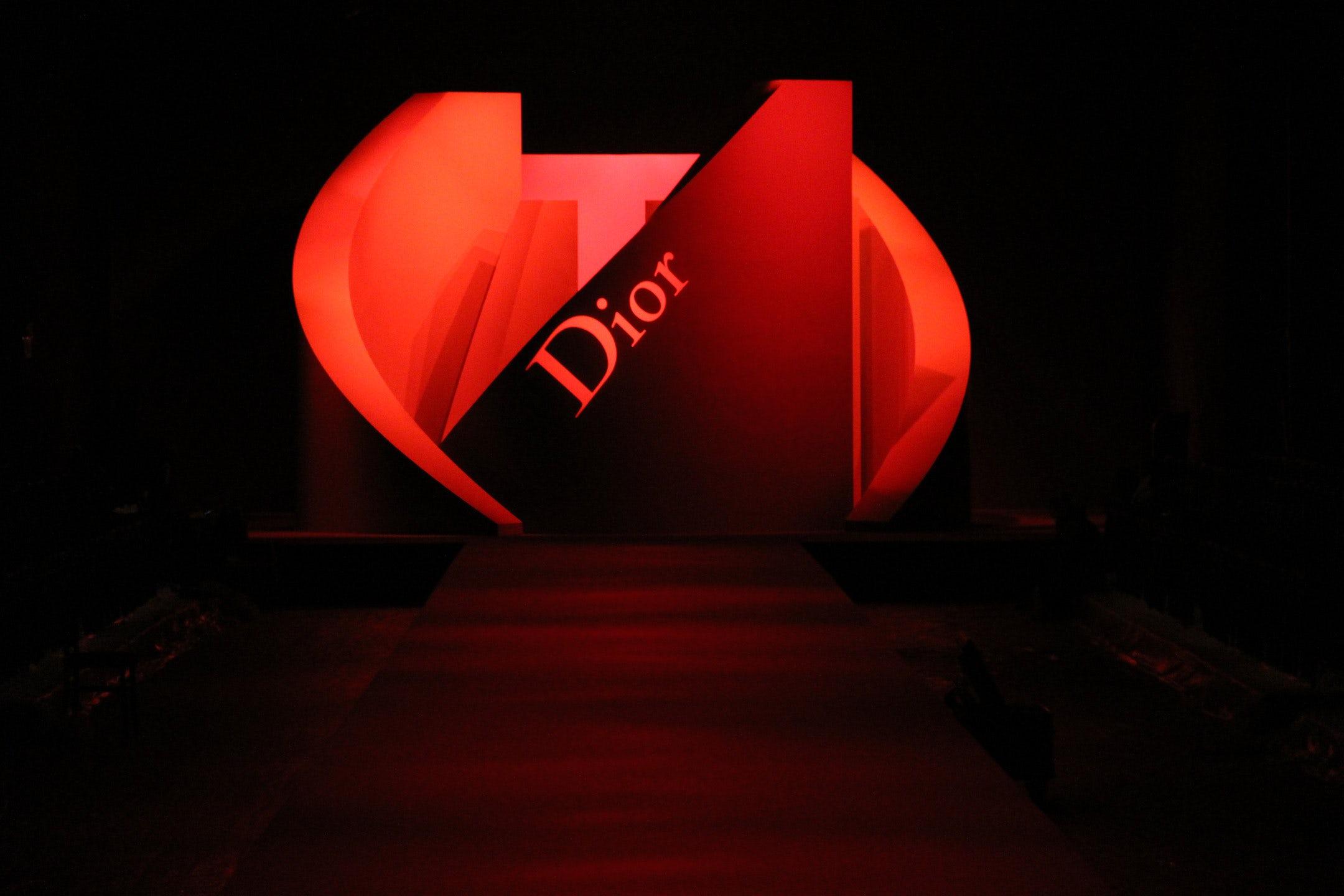 Michael Howells for Christian Dior