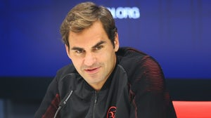 Roger Federer | Source: Shutterstock