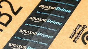 Amazon Prime package | Source: Shutterstock