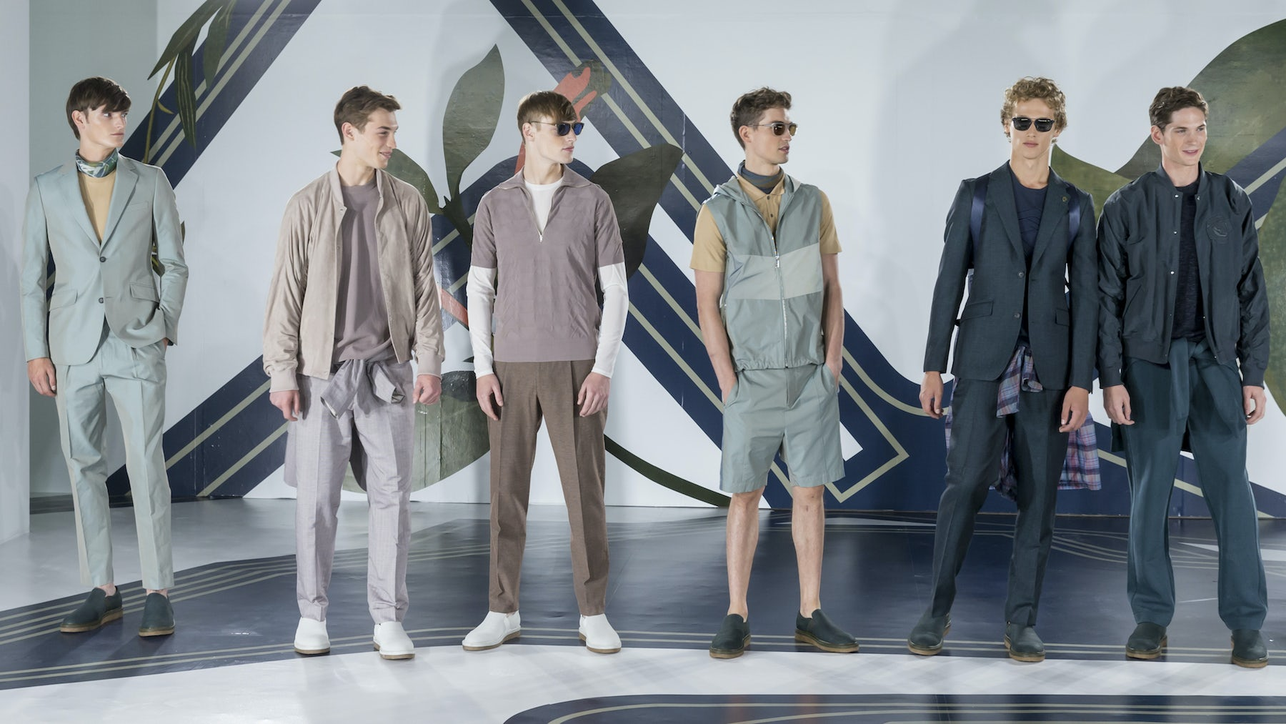 Perry Ellis Men's Spring/Summer 2017 presentation New York Fashion Week Men's | Source: Shutterstock