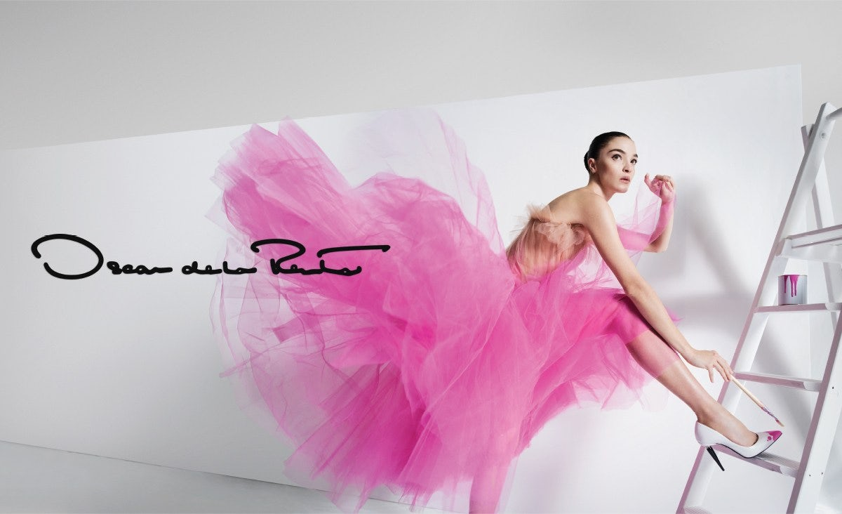 Oscar de la Rent campaign | Source: Courtesy