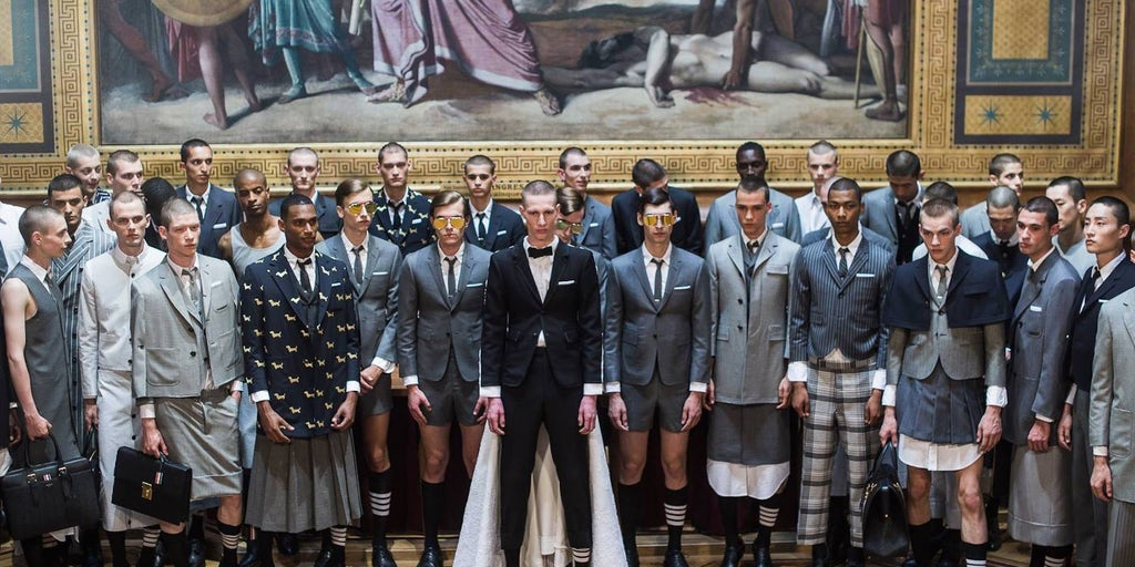 Why Zegna Bought Thom Browne