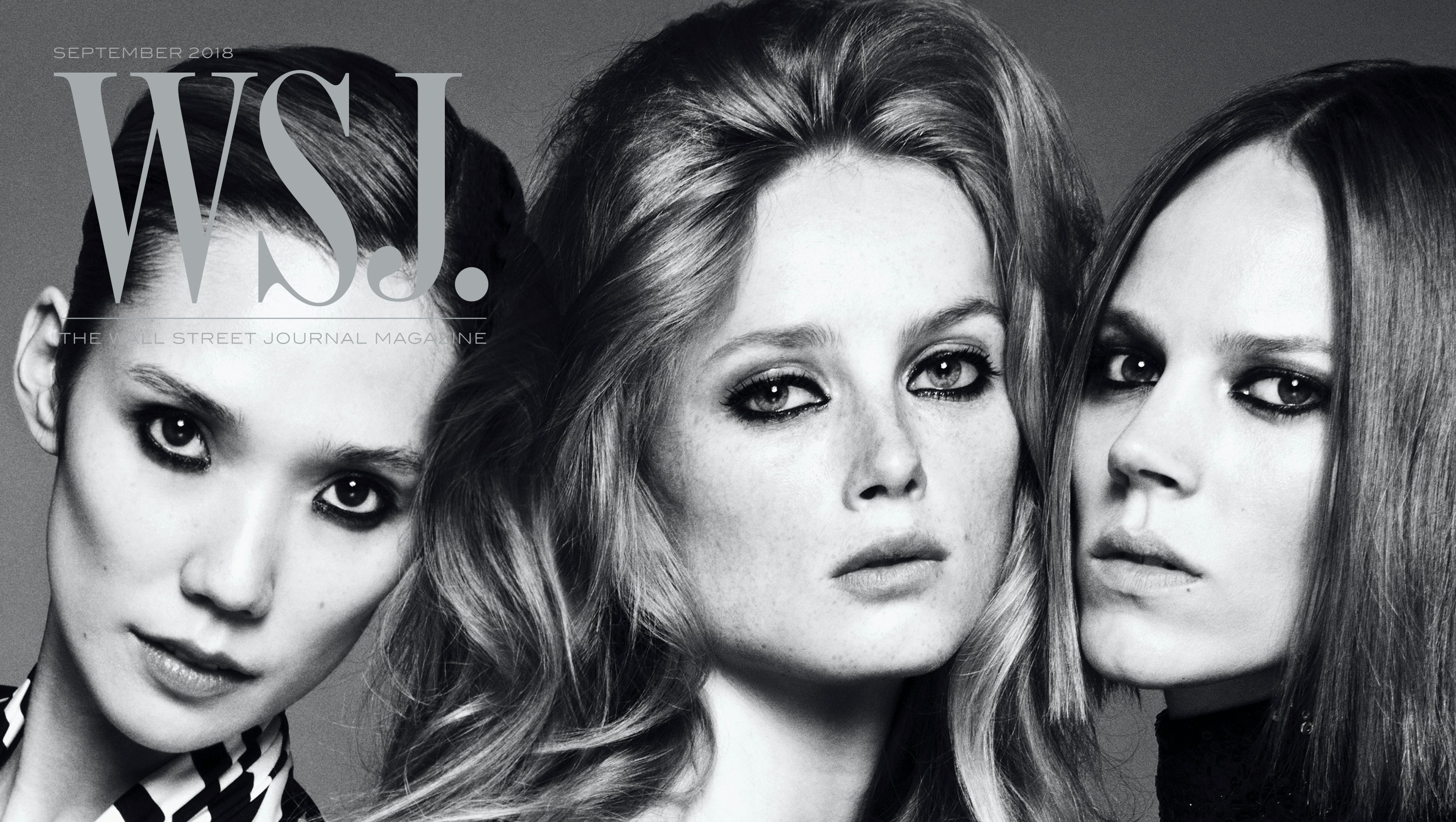 WSJ. Magazine's Tenth Anniversary Issue Is Big, But Its Digital Ambitions Are Bigger