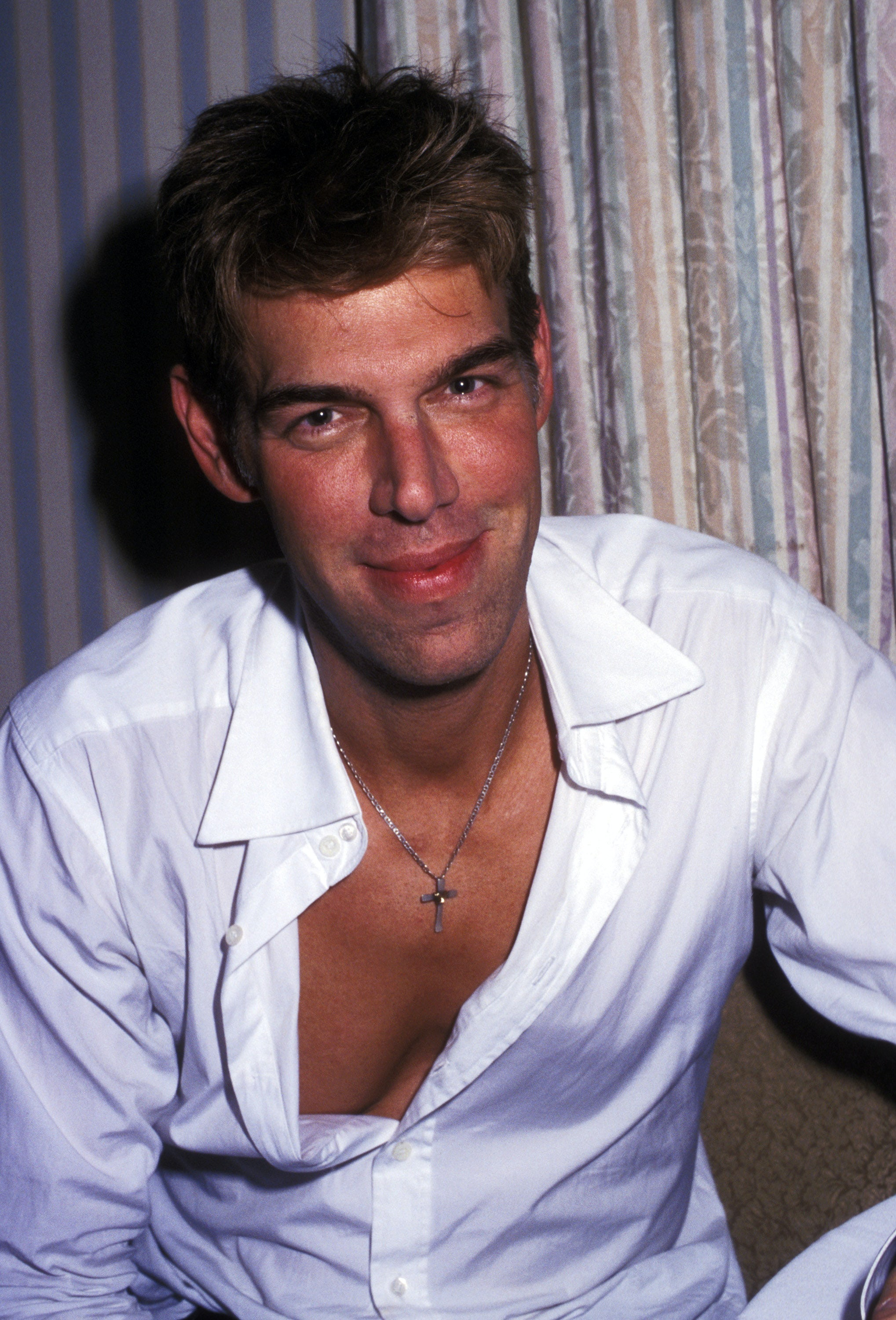 Makeup artist Kevyn Aucoin | Source: Getty Images