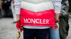 Moncler puffa | Source: Getty Images