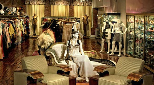 5b79ef3d28 Inside the Rental-Only Vintage Store Where Beyoncé and Lady Gaga ...