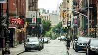 Mercer Street in Soho | Source: Shutterstock