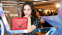 Yang Mi, one of China's biggest social media stars,  designed a special-edition Michael Kors bag to celelbrate Qixi | Source: Courtesy