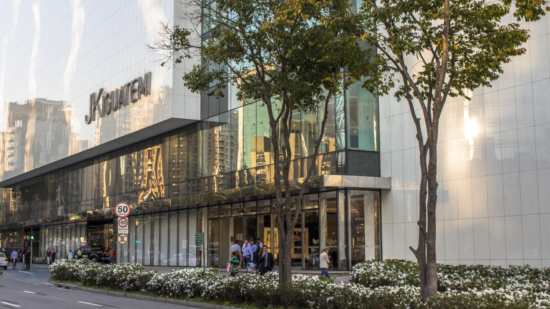 JK Iguatemi mall in São Paulo, Brazil | Source: Shutterstock