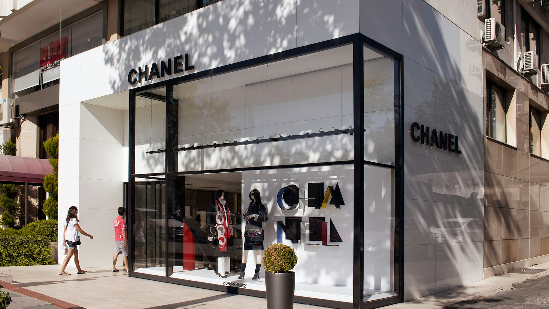 Chanel store in Istanbul | Source: Shutterstock