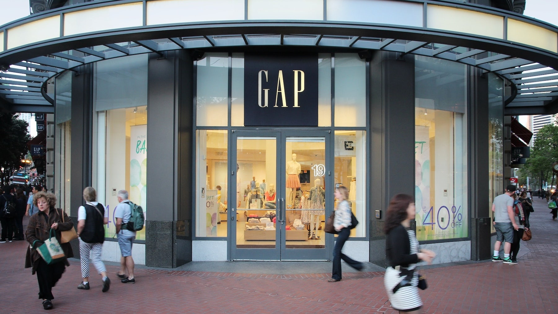 Article cover of Gap Might Increase Its Prices Due to Tariffs on Chinese Goods