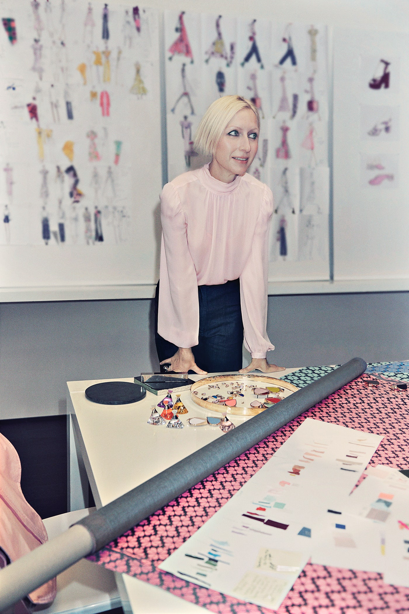 Kate Spade New York creative director Nicola Glass | Photo: Cass Bird