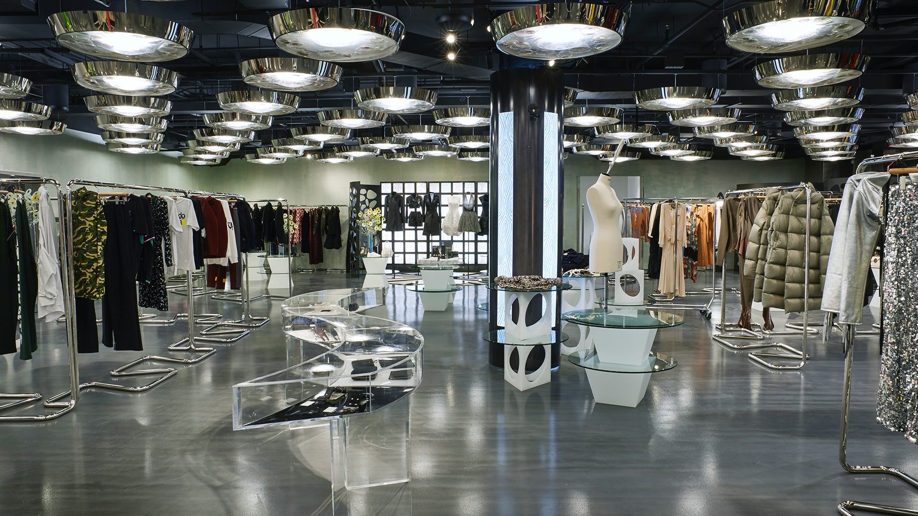 Inside 10 Corso Como's new store in South Street Seaport | Source: courtesy