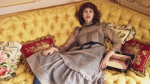 Orla Kiely Autumn/Winter 2018 campaign | Source: Courtesy