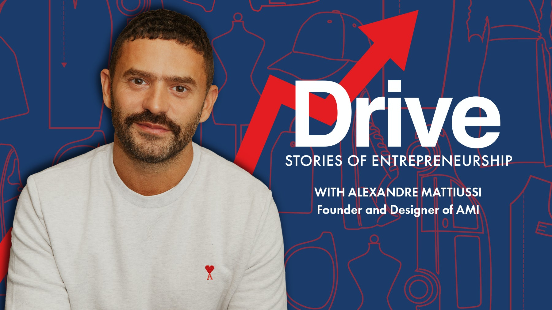 Drive Episode 4: The Making of AMI with Alexandre Mattiussi