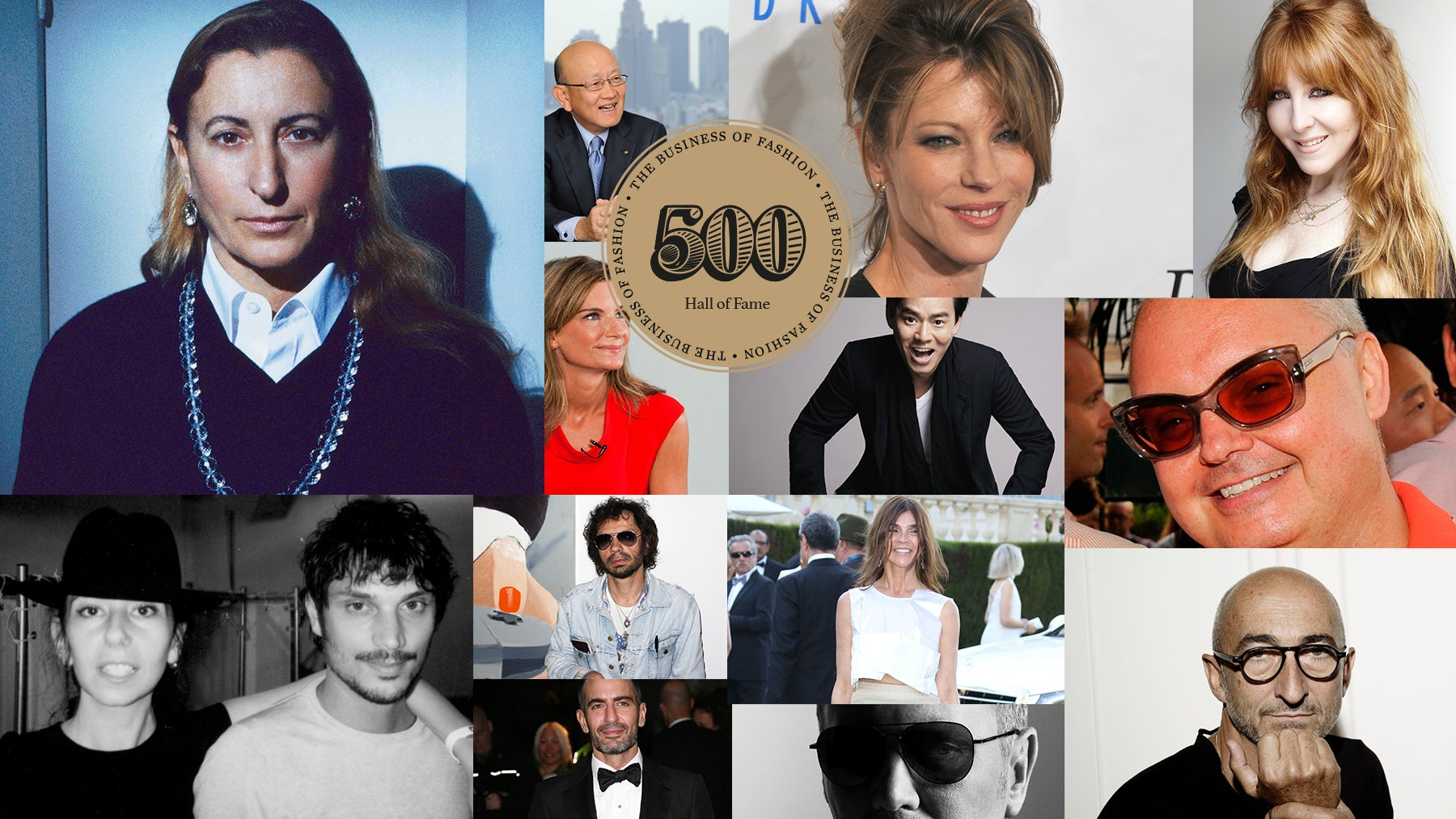 Introducing the 2018 BoF 500 Hall of Fame | Sources: Courtesy
