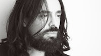 Alessandro Michele, creative director of Gucci | Photo by Glen Luchford