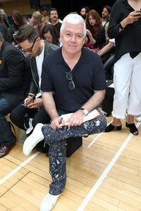 Tim Blanks | Source: Getty Images