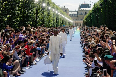 Louis Vuitton Menswear Spring/Summer 2019 show