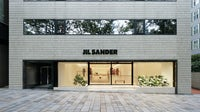 Jil Sander store front in Omotesando neighbourhood of Tokyo, Japan | Photo by: Nacasa & Partners