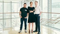 Jacob Bernstein, Vanessa Friedman and Matthew Schneier, the New York Times Styles team who uncovered allegations of sexual misconduct against Mario Testino and Bruce Weber   Photo: Adam Hoff for BoF