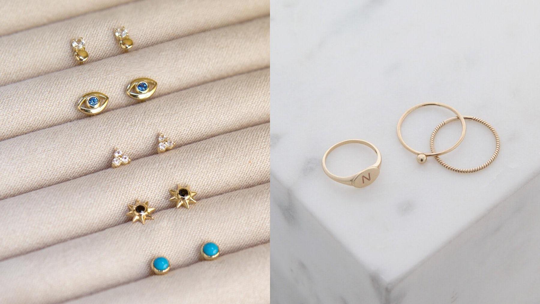 Mejuri jewellery | Source: Courtesy