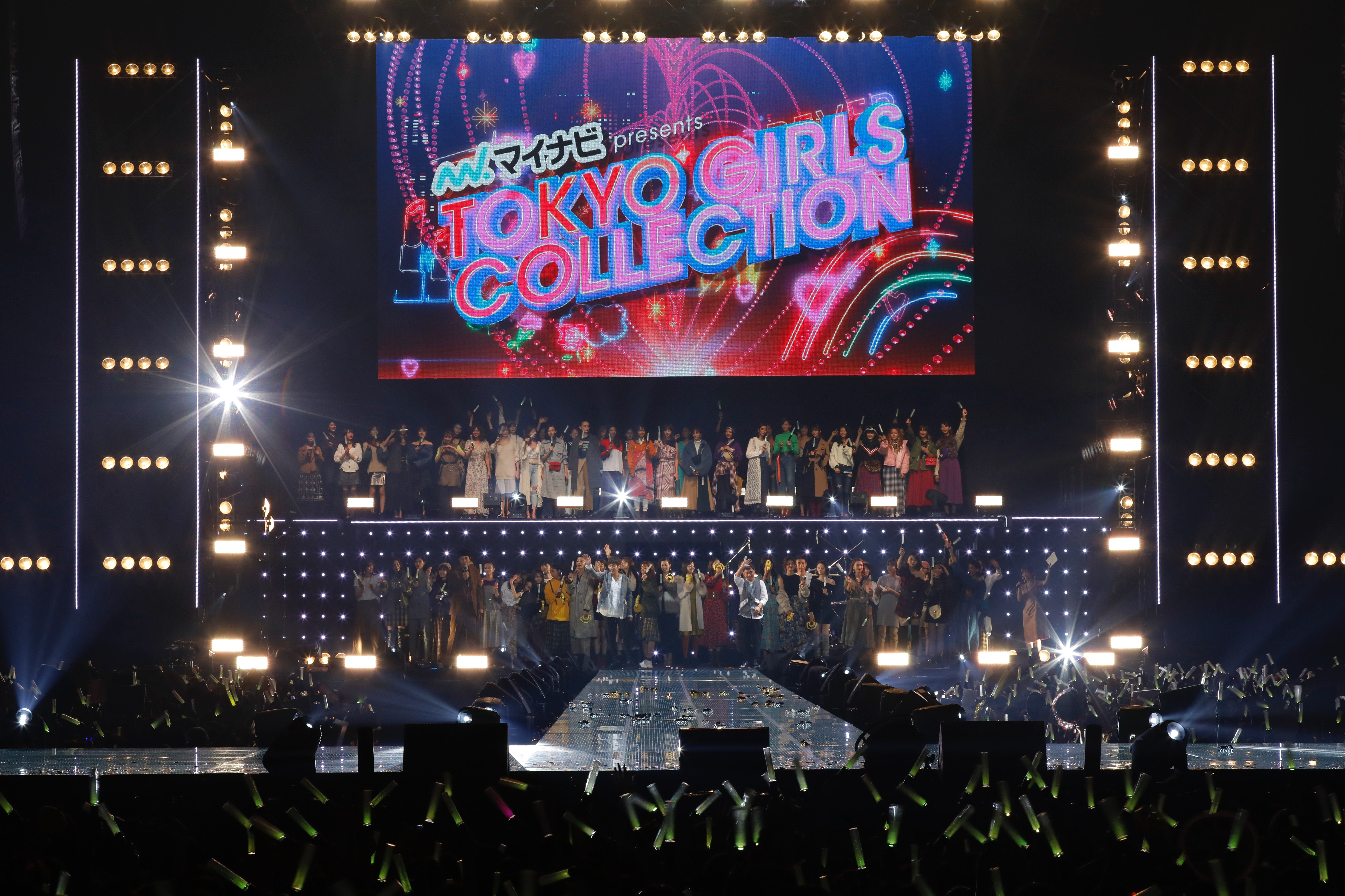 Tokyo Girls Collection festival | Source: Courtesy