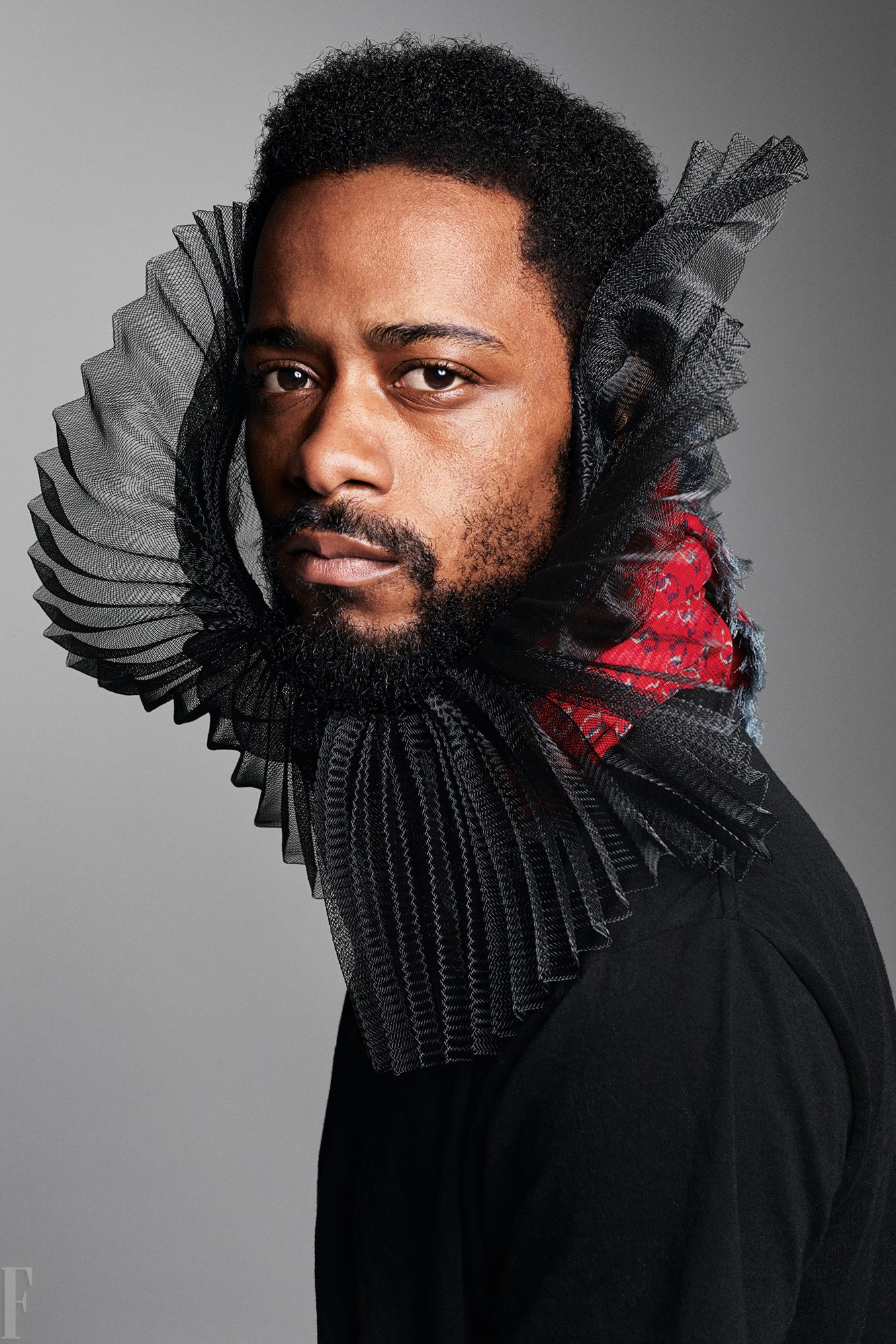 Lakeith Stanfield in Vanity Fair's Best Dressed list | Source: Terry Tsiolis for Vanity Fair