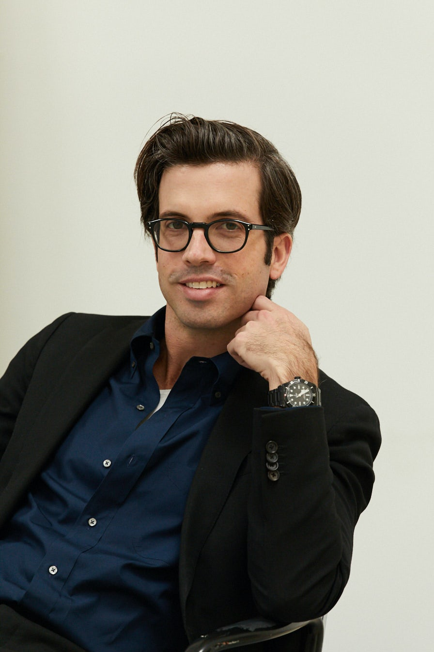 Will Welch, editor-in-chief of GQ   Source: Courtesy