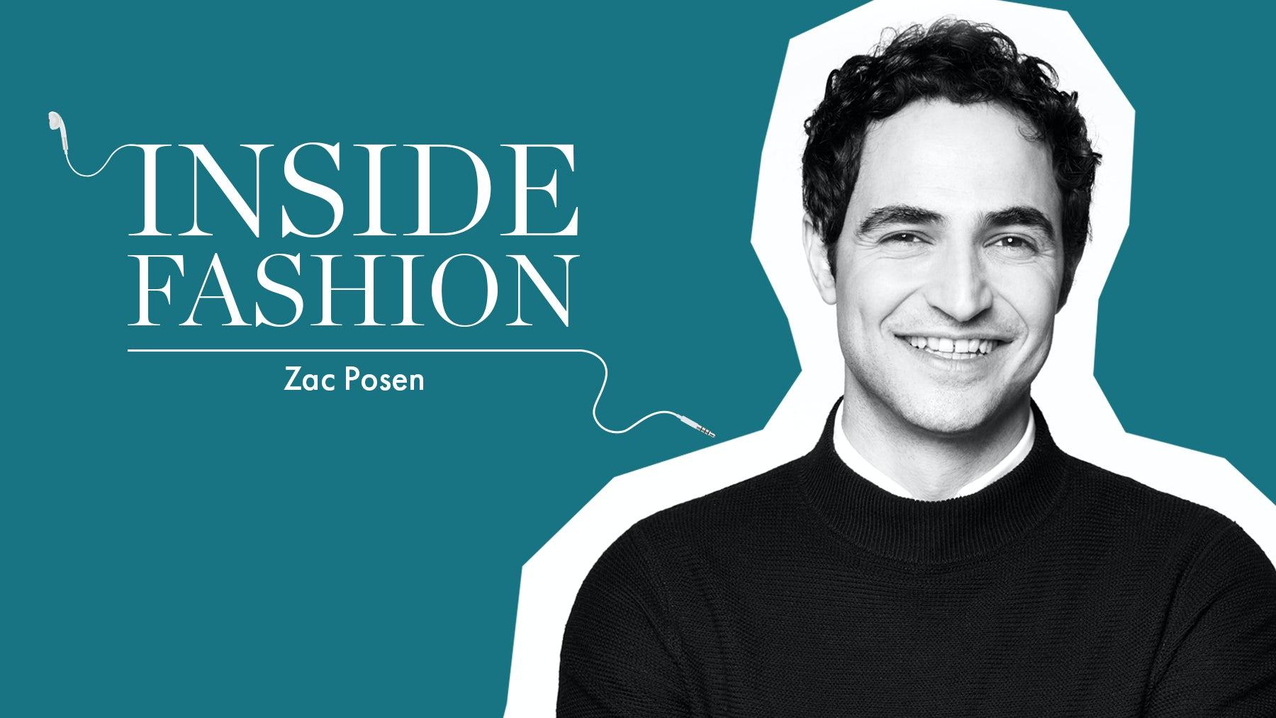 The BoF Podcast: Inside Zac Posen's Comeback