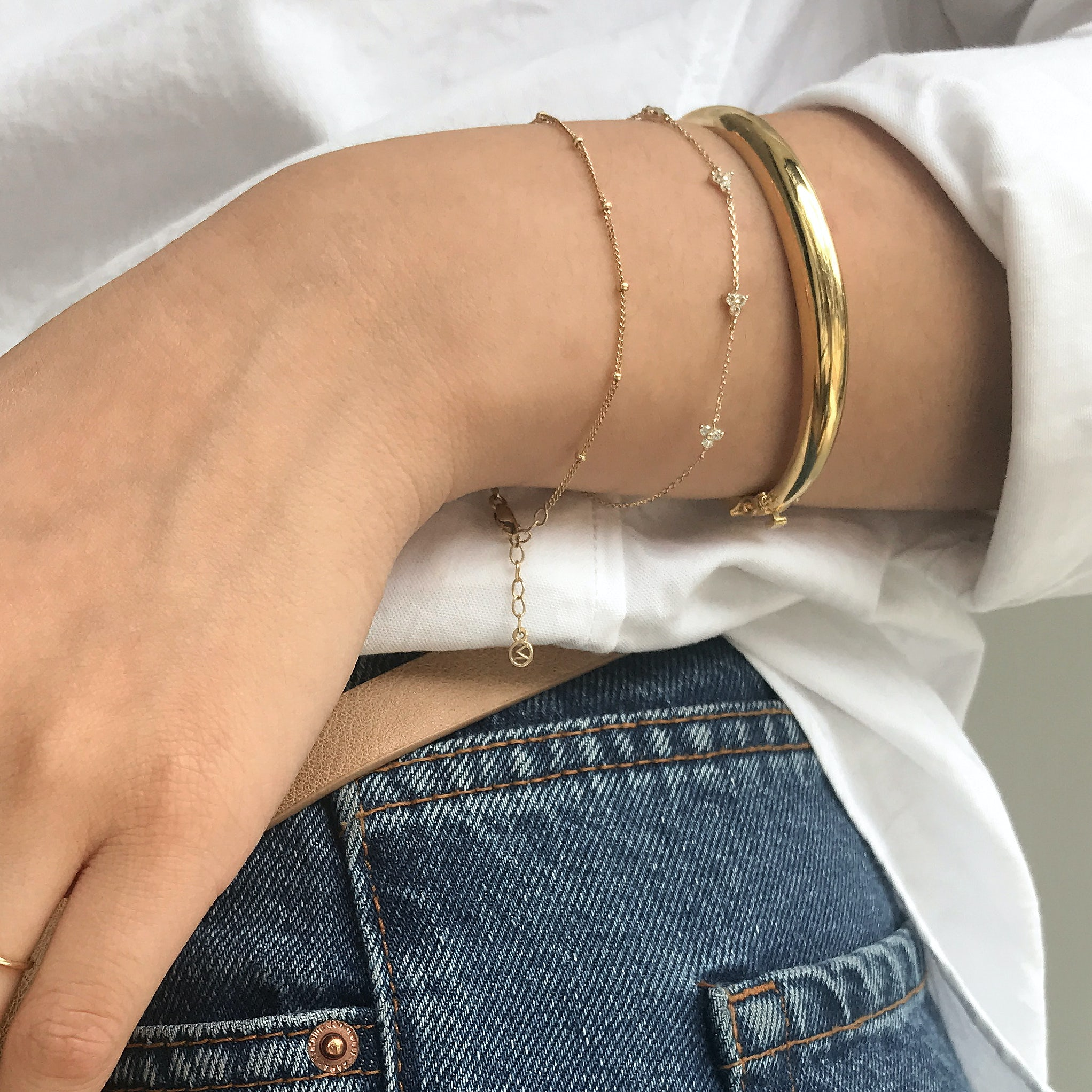 Mejuri jewellery