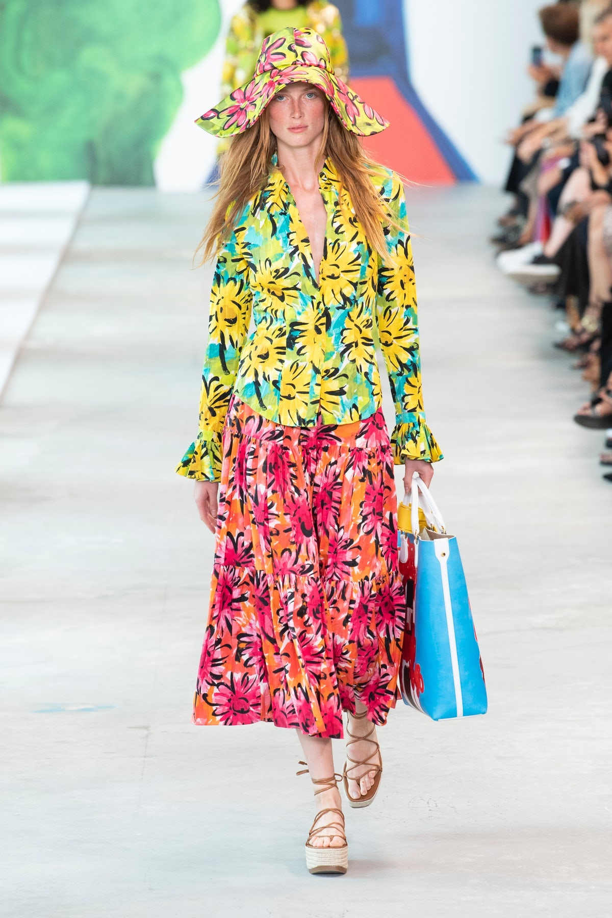 Michael Kors Spring/Summer 2019 | Source: Indigital.tv