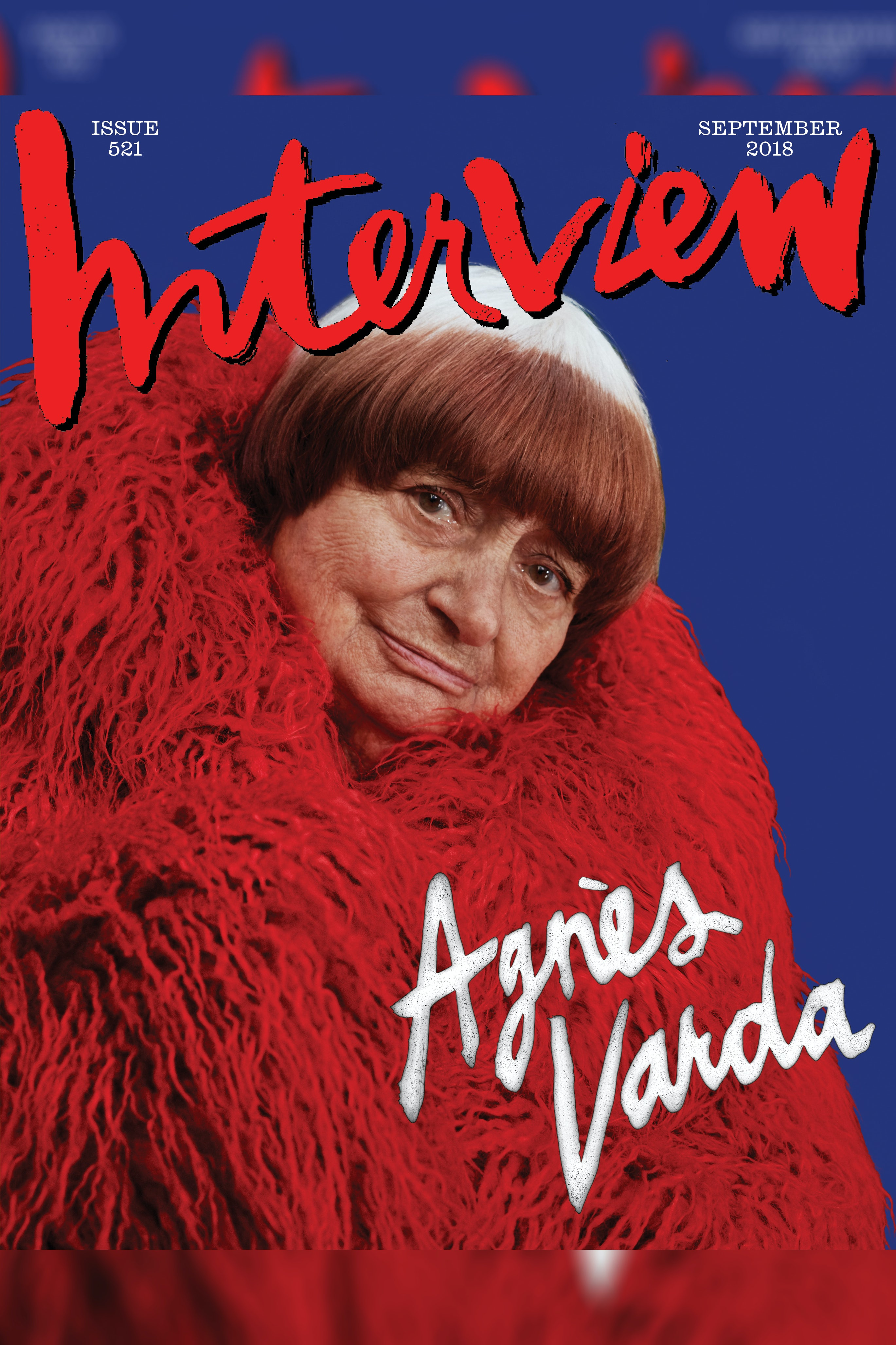 Agnès Varda covers Interview | Source: Collier Schorr