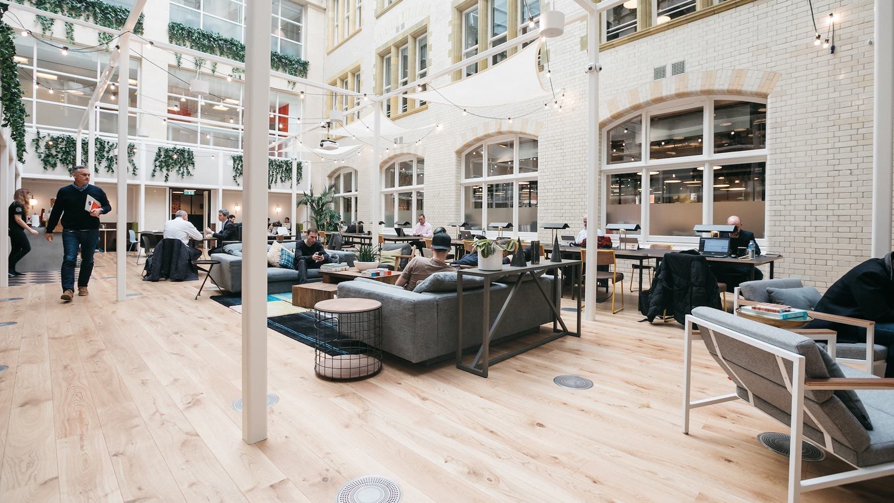 A WeWork Space | Source: WeWork
