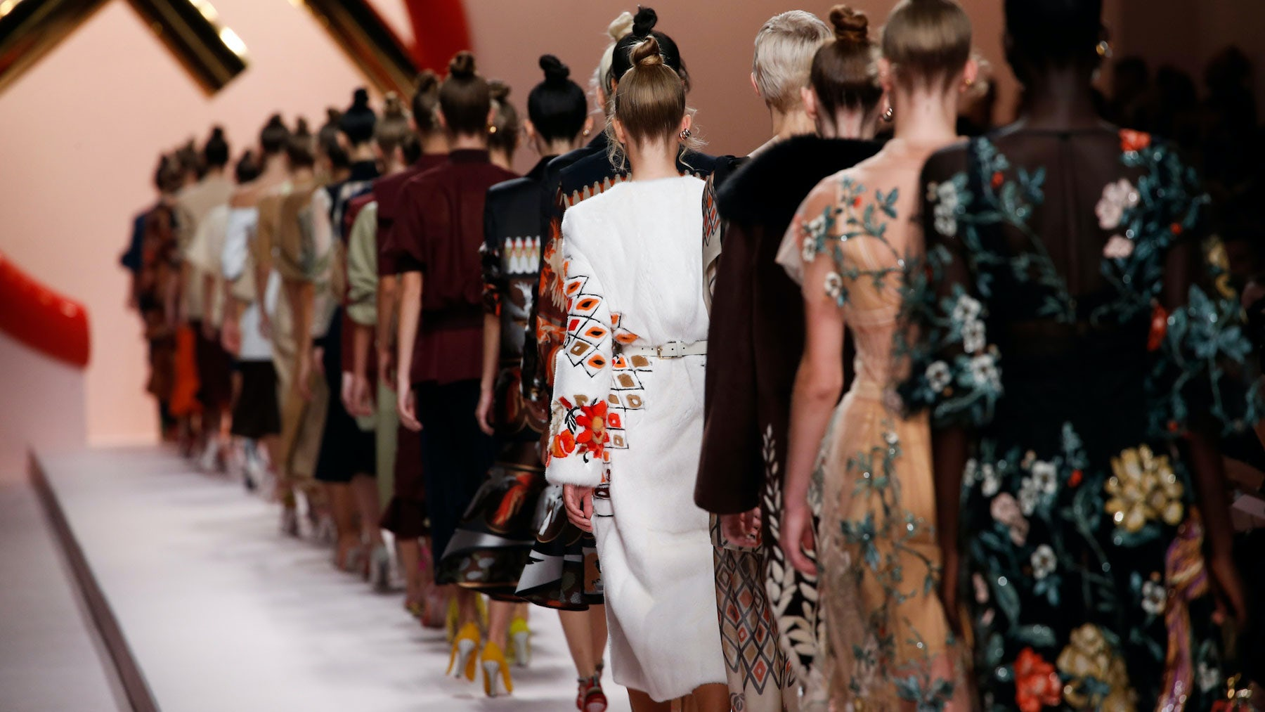 Versace, Fendi and Gucci Have Something to Prove at Milan Fashion Week