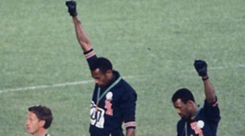 bae418f2b41 Puma Commemorates  Black Power  Salute in US Market Push