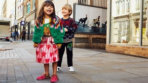 Mytheresa x Gucci Kidswear Capsule | Source: Courtesy