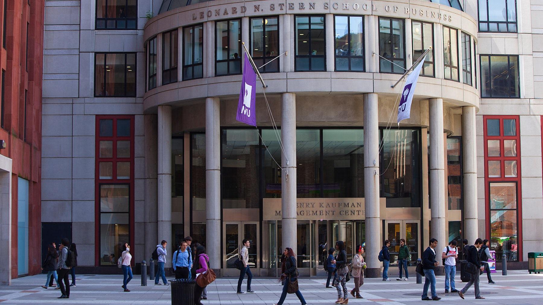 NYU Stern Campus in Greenwich, NYC | Source: Shutterstock