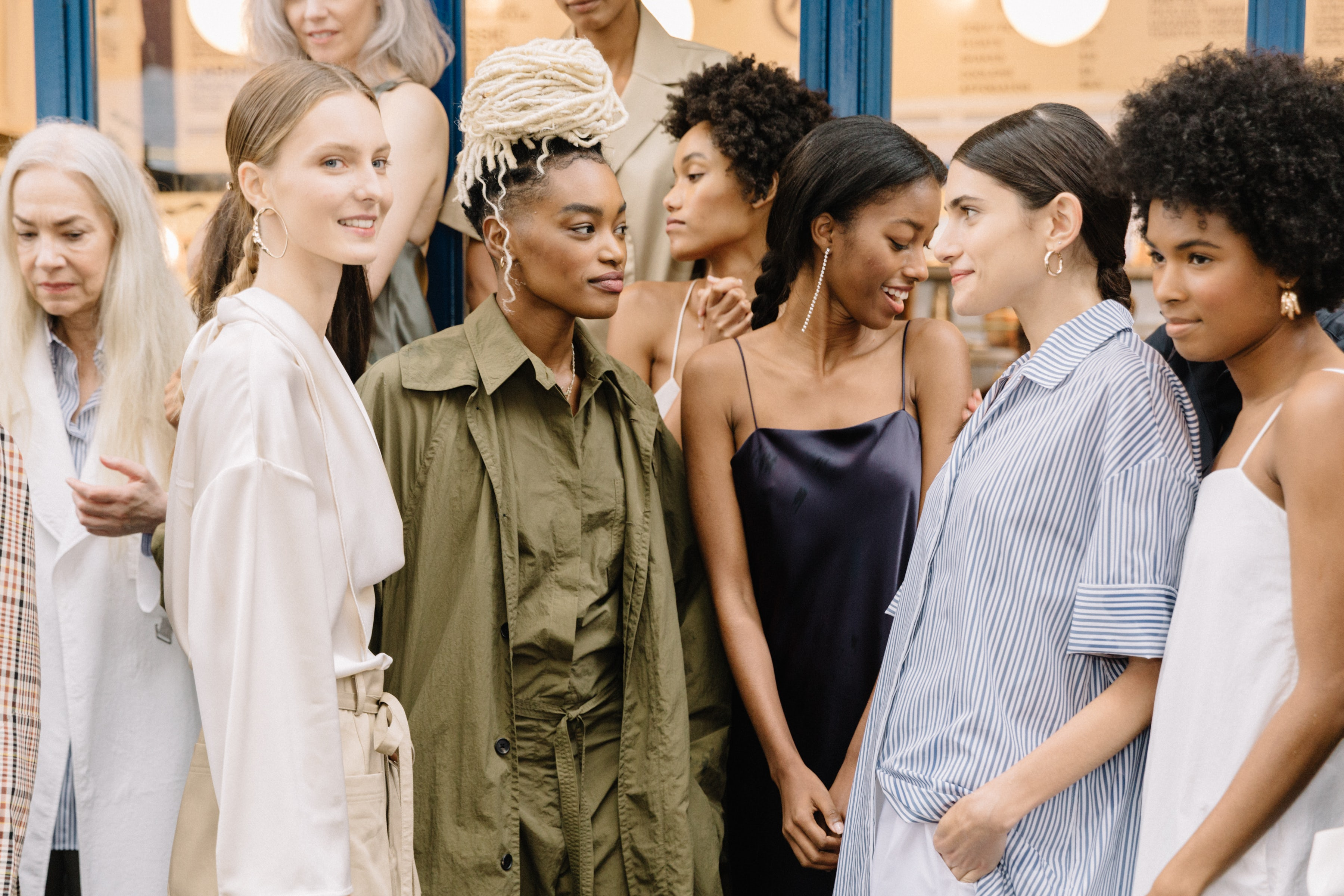 Deveaux Spring/Summer 2019 presentation | Source: Courtesy