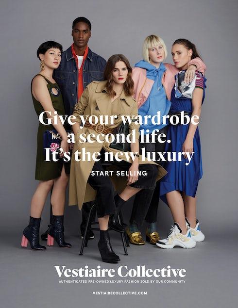 Vestiaire Collective campaign